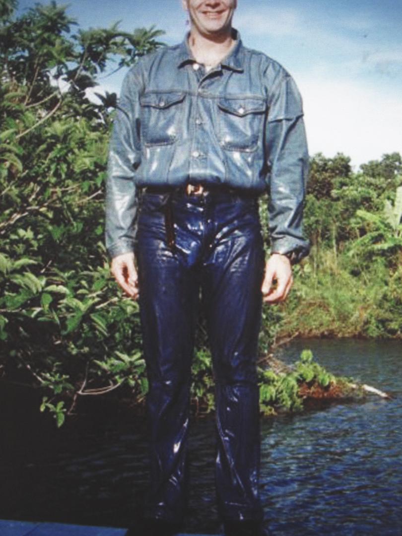 Leslie Blue Jeans, Burning Rubber